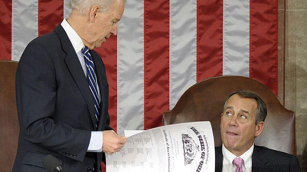 John Boehner Needs His Speaker Job 'Like I Need a Hole in the Head'