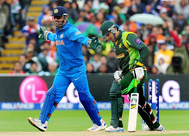Cricket - ICC Champions Trophy - Group B - India v Pakistan - Edgbaston