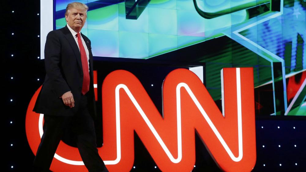 CNN Declines to Air White House Press Conference Live