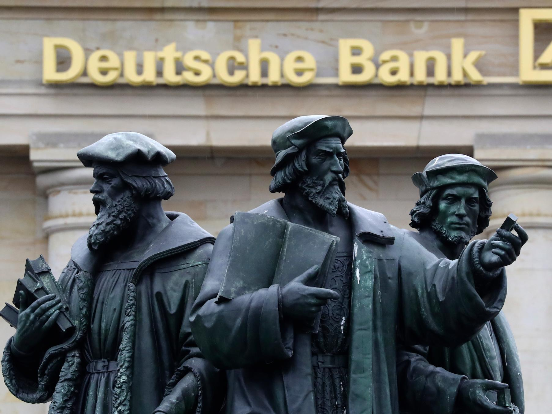 Deutsche Bank will settle with US regulators over mortgage-backed securities for $7.2 billion
