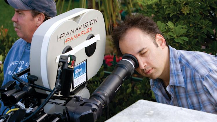 Director David Wain Role Models Production Stills Universal 2008