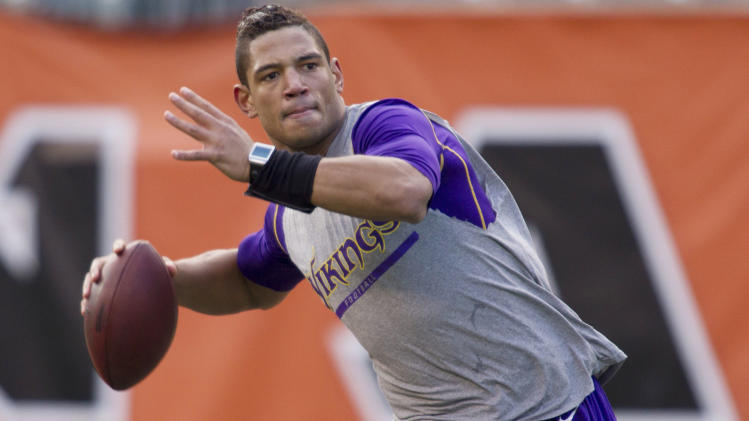 Remember Josh Freeman? He visited with the Chicago Bears