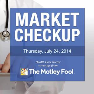 July 24th: Health Care Fundamentals | Market Checkup - 07/25/14