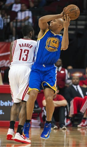 Rockets tie NBA record for 3s against Warriors