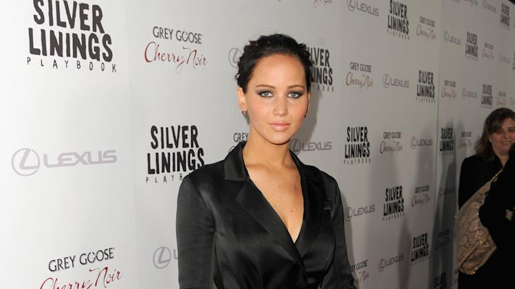 "Screening Of The Weinstein Company's ""Silver Linings Playbook"" - Red Carpet"