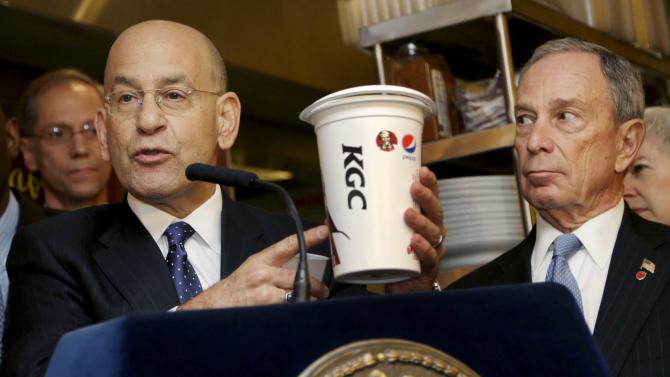 Court hears arguments on NYC's big soda ban