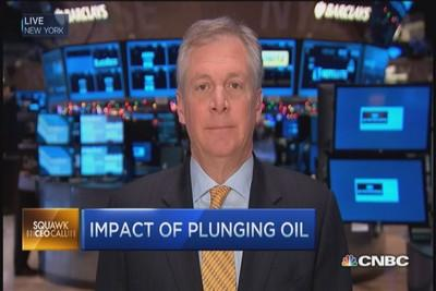 This will hurt us more than oil: Caterpillar CEO