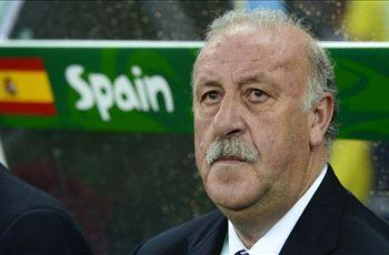 Del Bosque silent on Valdes replacement