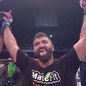 Fight Night Brasilia: Andrei Arlovski Octagon Inerview