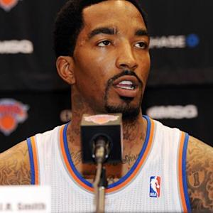 J.R. Smith fined for tweet