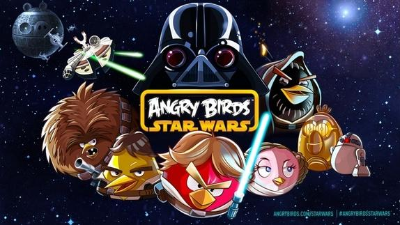 'Angry Birds Star Wars' Launching Next Month