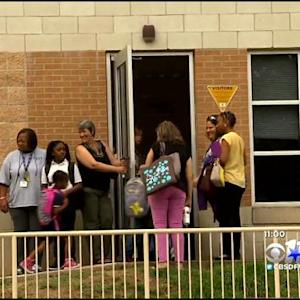 Fort Worth School Clear After Suspect Search