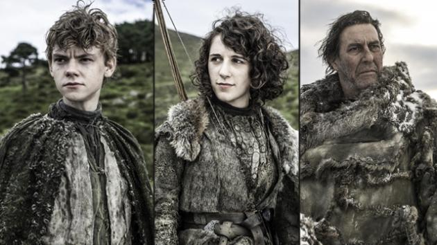 New 'Game of Thrones' photos -- Helen Sloan/HBO