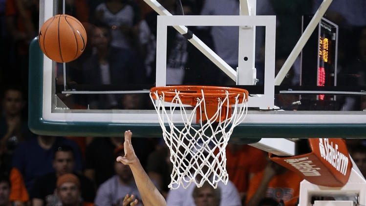 NCAA Basketball: Duke at Miami