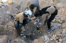 At least 26 killed in Aleppo as UN meets over Syria