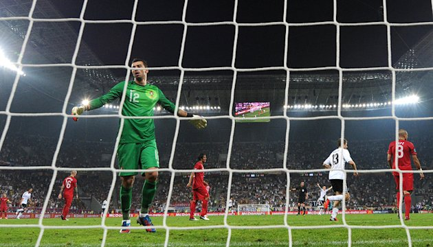 Portugal's Goalkeeper Rui …