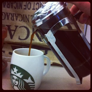 What Is Your Passion For Coffee? Asks Starbucks India image starbucks india twitter