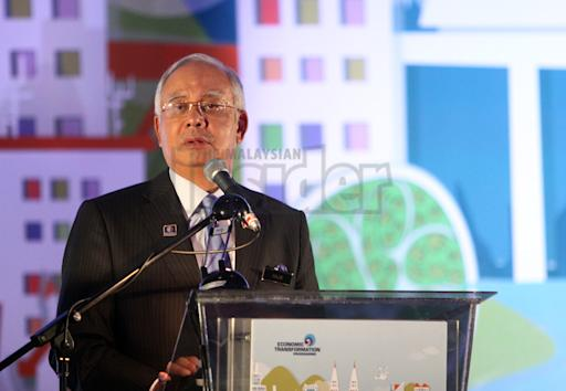 Najib's approval rating takes a plunge, Merdeka Centre survey reveals