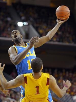 UCLA jumps to big lead, rolls past USC 75-59