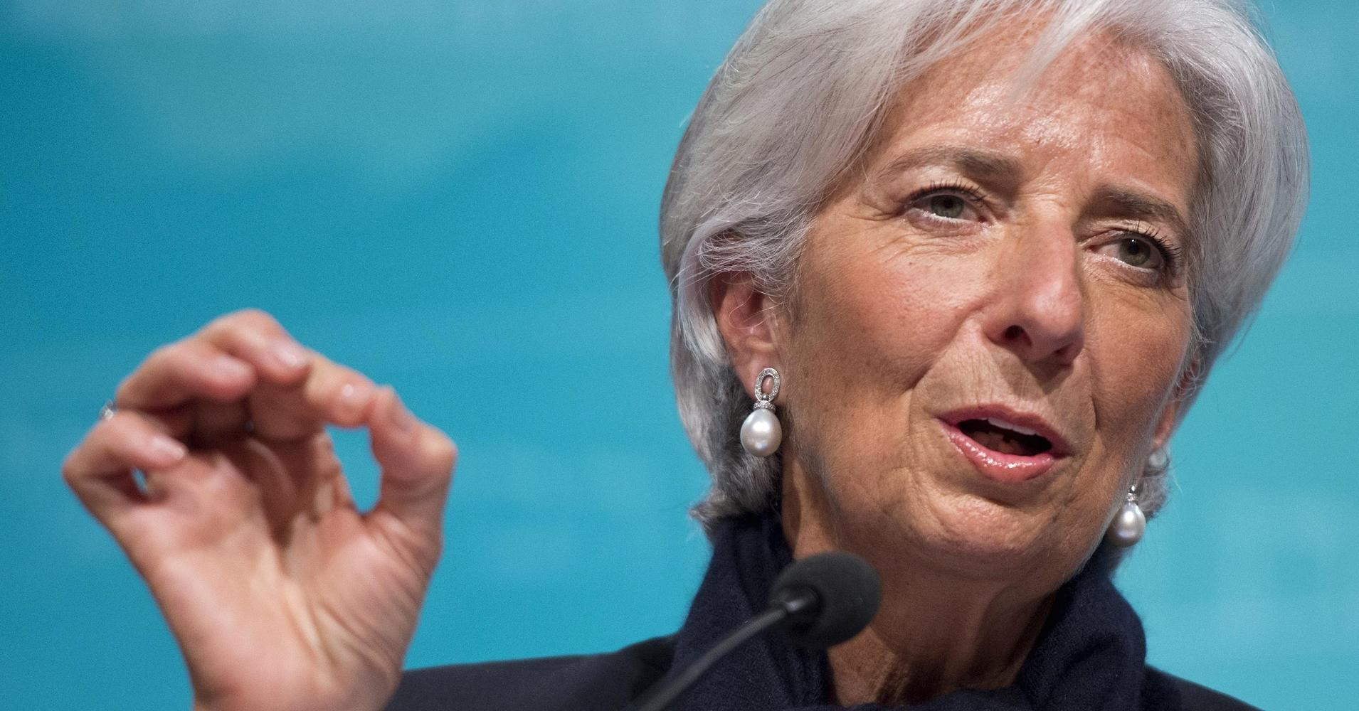 IMF's Lagarde warns Ukraine it could lose vital aid