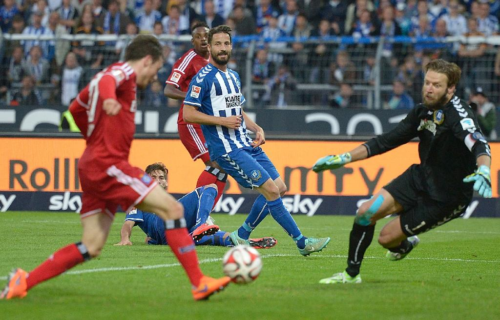 Dramatic extra-time win sees Hamburg avoid relegation