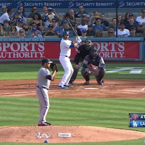 Ethier's bases-loaded walk