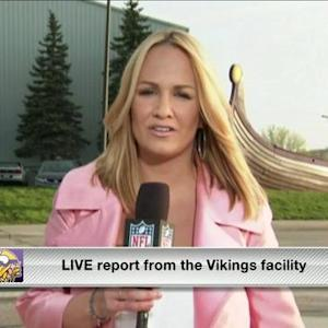 What will the Minnesota Vikings do with the 11th pick?