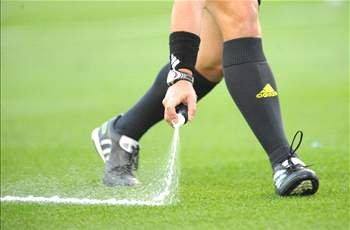 Copa America Vanishing Spray backed for global introduction by fans worldwide