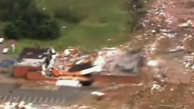 "Oklahoma City manager: Tornado created ""significant damage"""