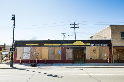 Coming Attractions: Bike Shop & Salon Reveamp a Gloomy Building in Corktown