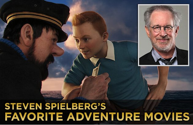 Steven Spielberg's Favorite Adventure Films