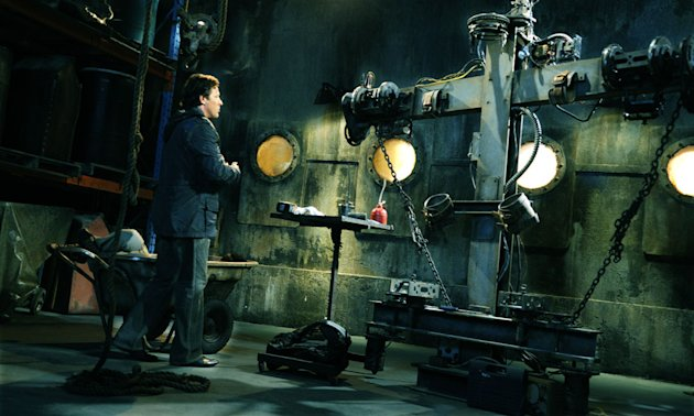 Saw VI Production Stills Lionsgate 2009