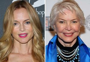 Heather Graham, Ellen Burstyn | Photo Credits: Paul Archuleta/FilmMagic; Michael Loccisano/Getty Images