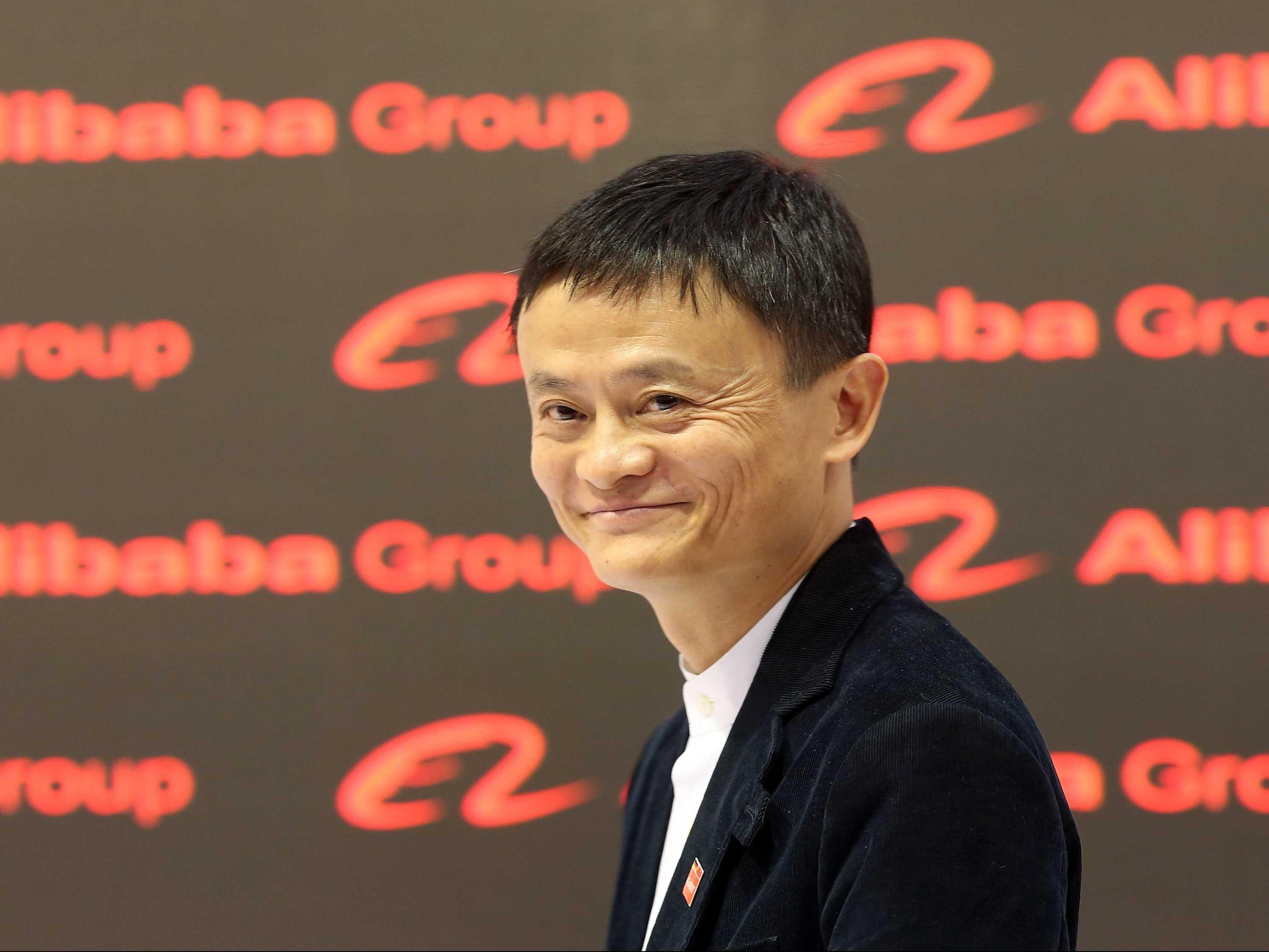 JACK MA: China's economy is slowing, and that's a good thing
