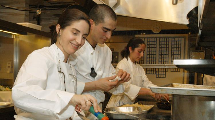 Meet the world's best female chefs