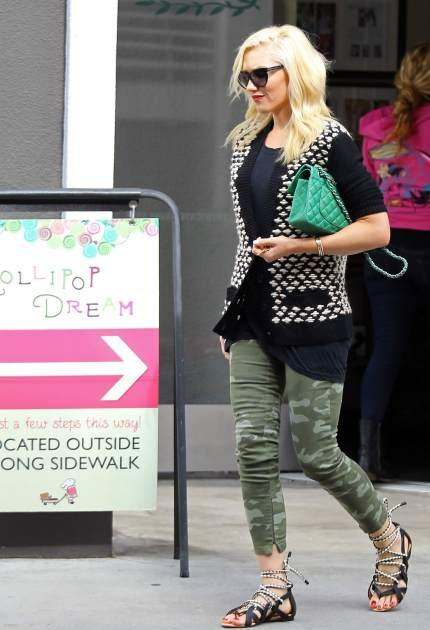 Gwen Stefani -- Getty Images