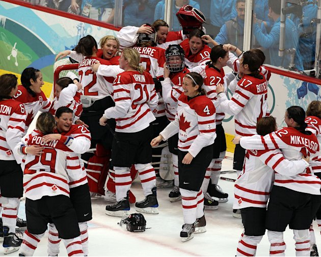 Ice Hockey - Women's Gold Medal Game