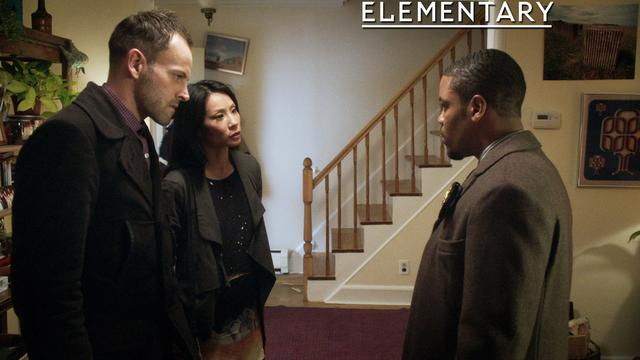 Elementary - Framing A Guilty Man