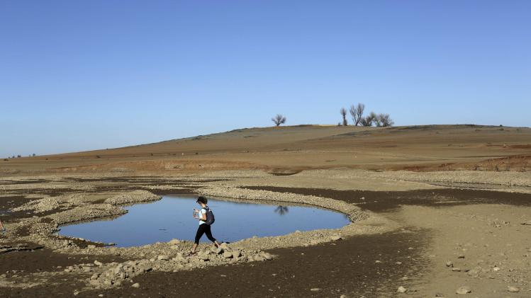 17 California communities running out of water