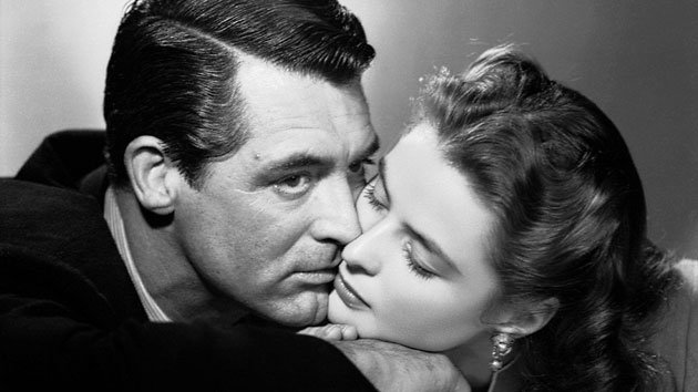 'Notorious' by Alfred Hitchcock, starring Ingrid Bergman and Cary Grant