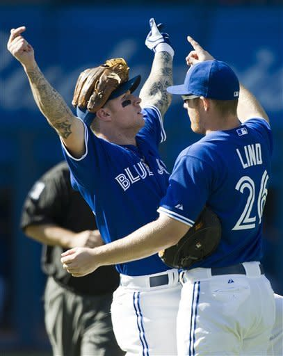 Hechavarria homers as Blue Jays beat Red Sox 5-0
