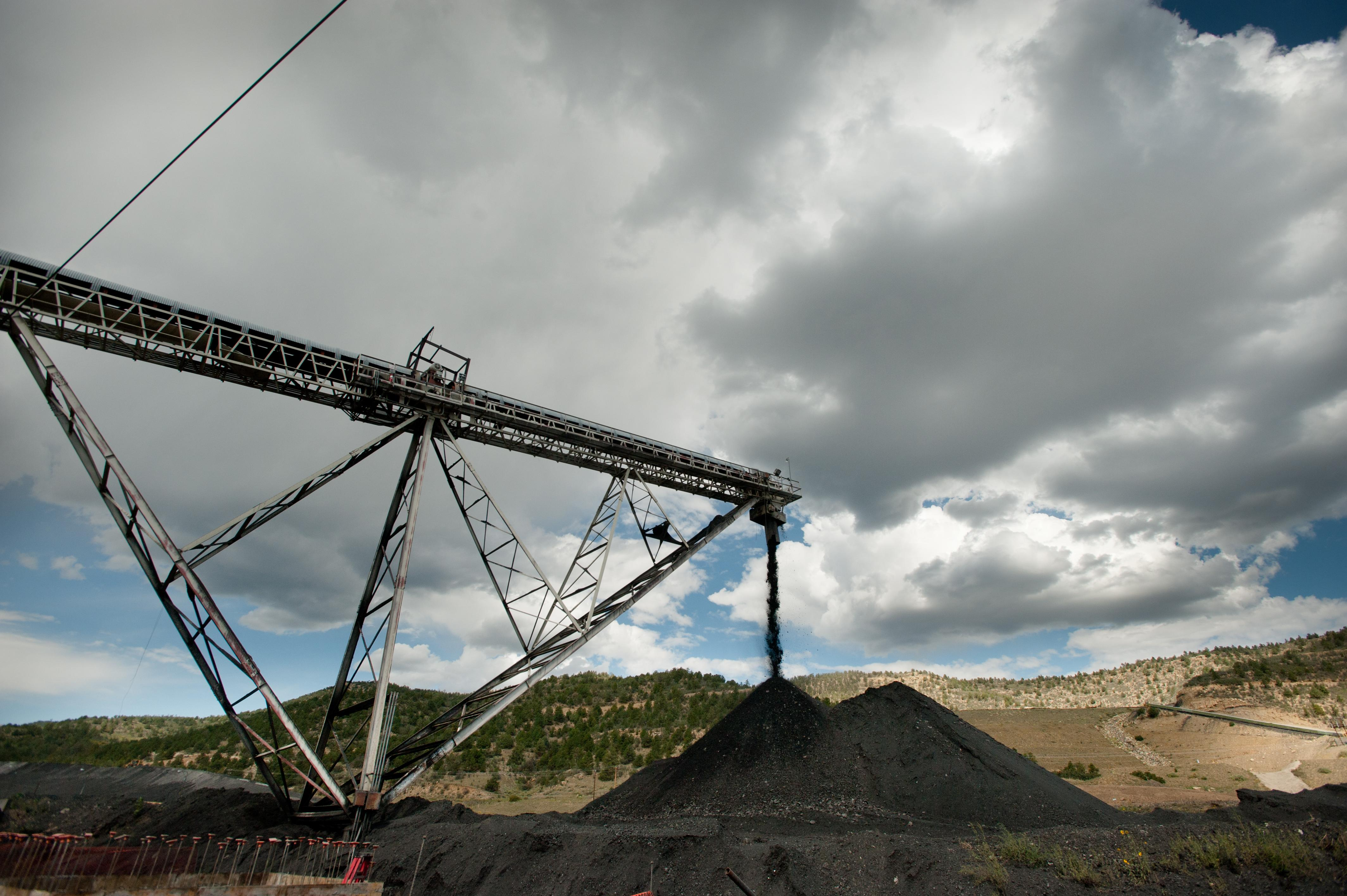 Colorado coal mine appeals climate change court ruling