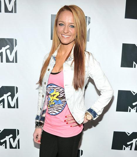 "Teen Mom's Maci Bookout: ""I'm Single -- and It's Awesome!"""