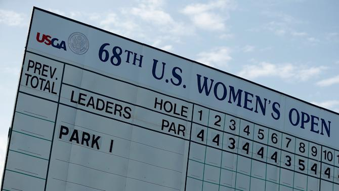 U.S. Women's Open - Round One