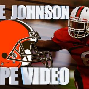 Browns Select Miami RB Duke Johnson | NFL Draft Hype Video