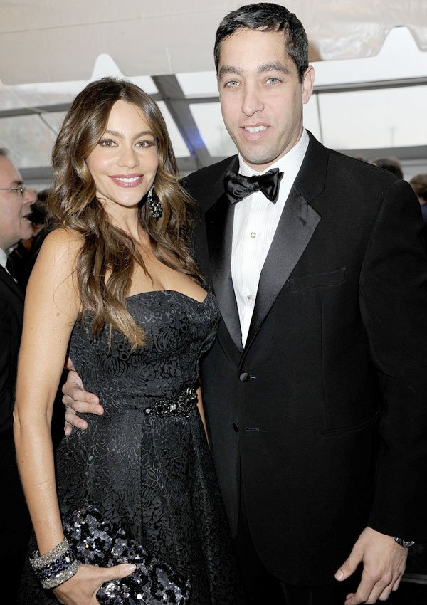 Sofia Vergara Gets Engaged To Nick Loeb