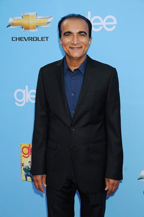 "Iqbal Theba attends the ""Glee"" Season 2 Premiere Screening and DVD Release Party at Paramount Studios on September 7, 2010, in Hollywood."
