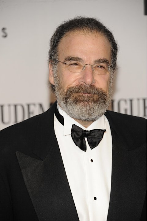 Mandy Patinkin arrives at the 66th Annual Tony Awards on Sunday June 10, 2012, in New York. (Photo by Evan Agostini /Invision/AP)