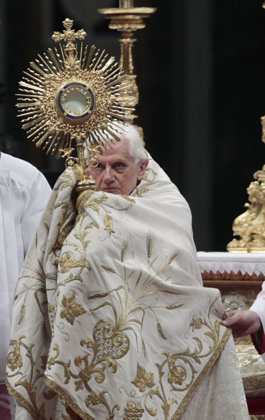 Pope Benedict Declares War on Obama