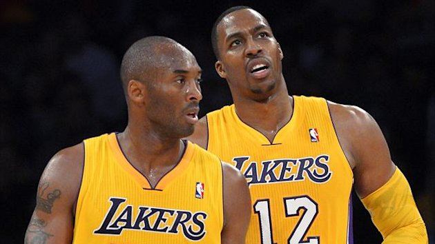 2012, Kobe Bryant, Dwight Howard, Ap/LaPresse